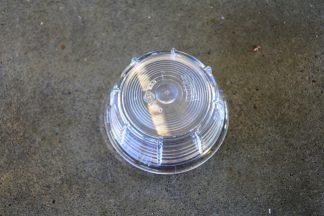 Klart glas, rund 60mm t.P0652/84